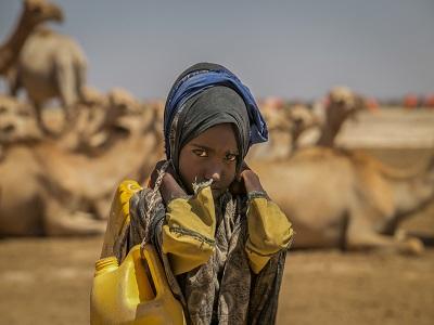 Les enfants et les changements climatiques