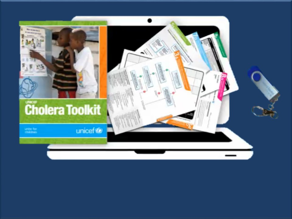 Cholera Toolkit eLearning